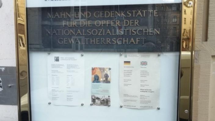 Mahn- und Gedenkstätte