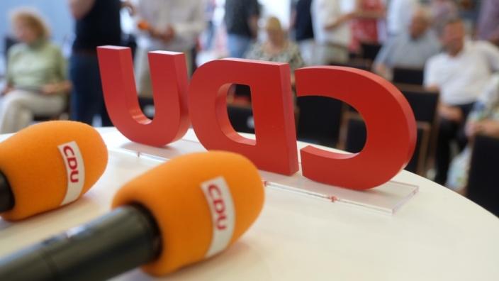 121. Kreisparteitag der CDU Düsseldorf