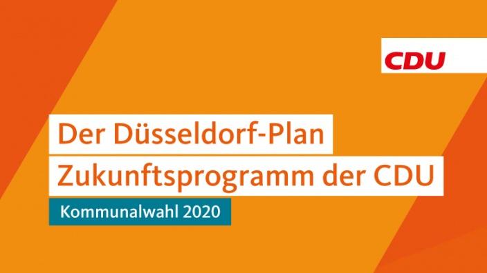 Düsseldorf-Plan
